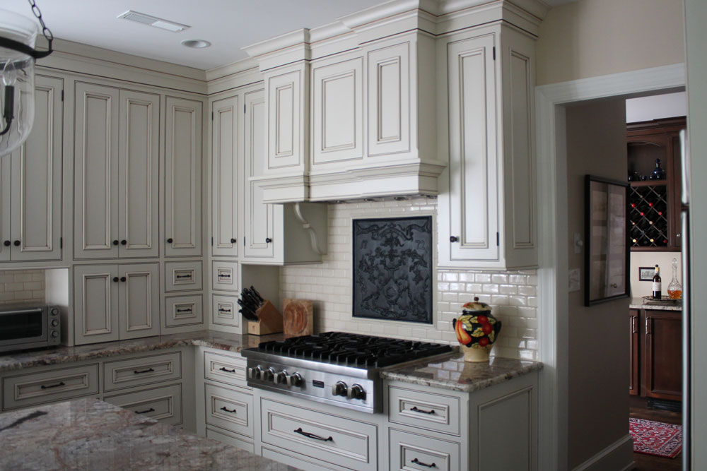 Custom kitchen cabinets in pa twin valley woodcrafts for Upper end kitchen cabinets
